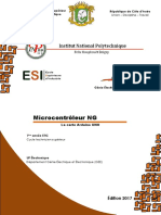 Microcontroleur NG TS STIC 1 Edition 2017 1ere partie