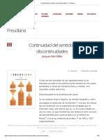 Continuidad del sentido y discontinuidades – Miller.pdf