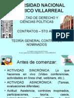 10044017_D. CONTRATOS)_UNFV_FDCP_GQP_Parte General 1.ppt