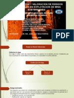 EDINSON JAVIER YOVERA VITE(identificacion y valoracion de riesgos ambientales en explotacion de mina subterranea)