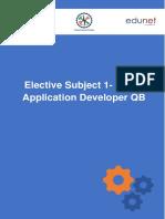 ElectiveSubject1CloudApplicationDeveloperQB