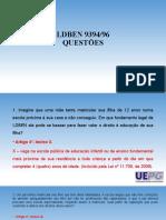 LDBEN 9394 - QUESTÕES.pptx