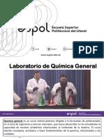 Políticas de curso LQA-1