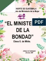Ministerio de la Bondad (capitulo 30)