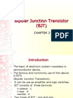3.Bipolar Junction Transistor (BJT)