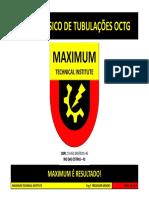 curso básico de tubulação e octg