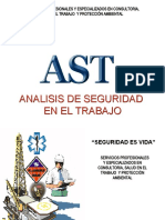 AST-ANALISIS  DE  SEGURIDAD  EN EL  TRABAJO--