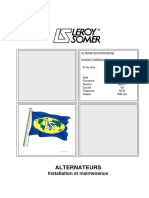 2- ALTERNATEUR LEROY SOMER LSA 53 fr