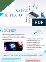 Procesador de texto pptx