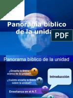 Presentación Panorama bíblico de la unidad (2)