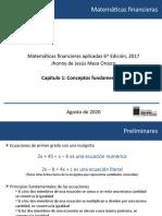 03. Conceptos fundamentales - Mat. financieras aplicadas