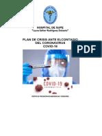 PLAN CRISIS COVID-19