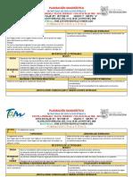 Formacion C. y E. - 3er Grado - Diagnóstico