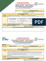 Educacion Socioemocional - 3er Grado - Diagnóstico