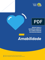 Instituto Ayrton Senna Macrocompetencia Amabilidade