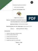 Estudio Del Voltaje Del Proceso de Carga de Un Capacitor Mediante El Uso de Tracker, Universdiad Nacional de Trujillo