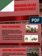 TECNOLOGIA EN LAS CONSTRUCCIONES