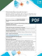 Ficha de lectura para el desarrollo de la fase 2