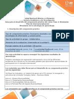 Guía 4 para el desarrollo del componente práctico del curso - unidad 3 - Paso 4 - Simulación – Plan de internacionalización