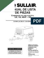 Part Manual cabina pulsar IX P- clenco