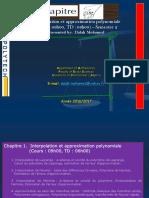 Analyse-Numérique-2-Interpolation-Polynomiale