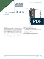 E85010-0061 -- EST3 Hardwired Module.pdf