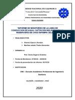 INFORME DE MONITOREO LINEA DE CONDUCCION DE AGUA MOLINOPAMPA