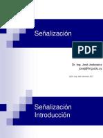 1 - Señalización Introduccion (presentación)