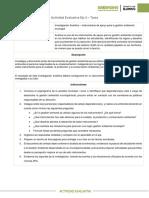 Actividad evaluativa- Eje 3