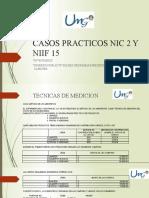 CASOS PRACTICOS NIC 2 Y NIIF 15.pptx