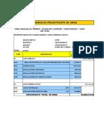 00000 - METRADOS Y PRESUPUESTOS  OK  09-08-2020 A EJECUTAR