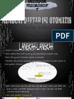 DAFTAR ISI  OTOMATIS,ANDRIAN SUBAKTI 1715011042 A.pptx
