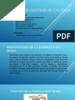 SISTEMAS DE GESTION DE CALIDAD (2)