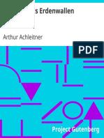 Bergrichters Erdenwallen by Arthur Achleitner