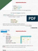 a thema_adjektivdeklination