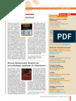 Revue Francophone Des Laboratoires Volume 2009 Issue 411 2009 [Doi 10.1016_s1773-035x(09)72549-3] Jacques Euzéby -- Grand Dictionnaire Illustré de Parasitologie Médicale Et Vétérinaire