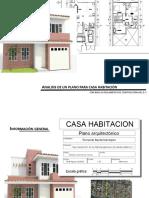 ANALISIS DE CASA HABITACION