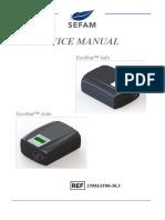 Service manual cpap 2