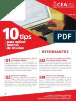 Consejos para normas de citación APA (2020)