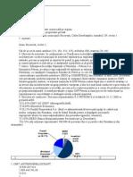 Analiza Financiara a SC Fortuna SRL