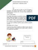 Guia N 2 SIMCE 2020 lenguaje quinto básico