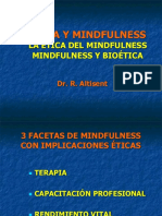 ETICA Y MINDFULNESS