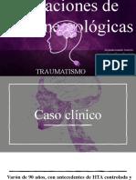 SITUACIONES DE SALUD NEUROLOGICAS
