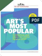 The Art NewsPaper 2018