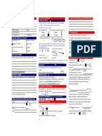 Formato Planilla de solicitud de servicios clientes comerciales
