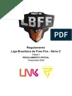 Regulamento LBFF - Série C (1)