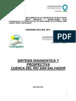 SINTESIS DIAGNOSTICA Y PROSPECTIVA SALVADOR