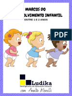 MARCOS DO DESENVOLVIMENTO INFANTIL III