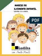 MARCOS DO DESENVOLVIMENTO INFANTIL IV