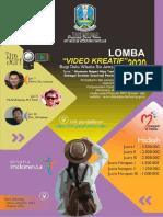 Juknis Lomba Membuat Video Kreatif Museum 2020